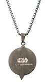Star Wars Episode 9 Sith Symbol Pendant Necklace