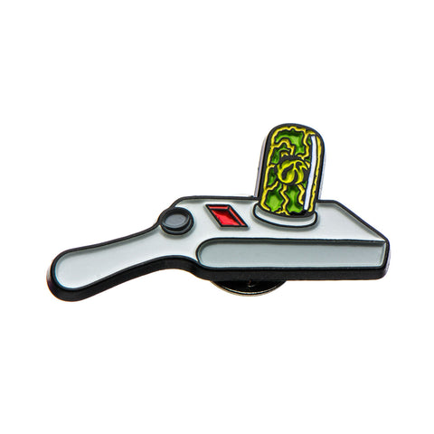 Rick & Morty Portal Gun Lapel Pin