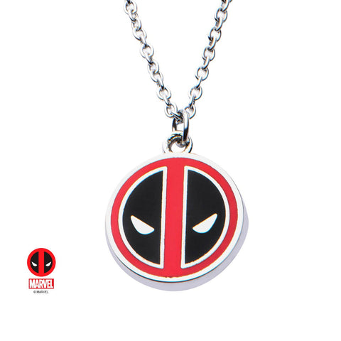 Marvel Deadpool Small Pendant Necklace