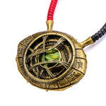 Marvel Doctor Strange Eye Of Agamotto Officially Licensed Prop Replica Necklace