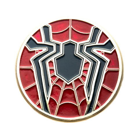 Marvel Spider-Man Iron Spider Suit Lapel Pin