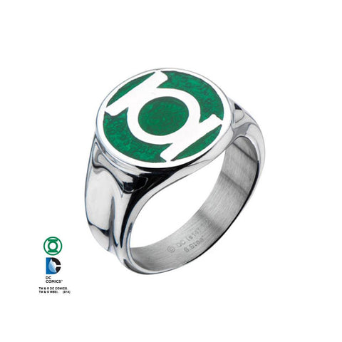 "DC Comics Green Lantern ""Will"" Ring"