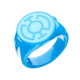 "DC Comics Green Lantern ""Hope"" Symbol Ring"