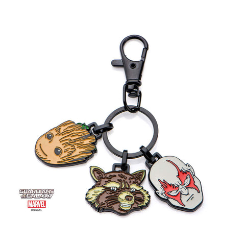 Marvel Guardians of the Galaxy Characters Key Chain