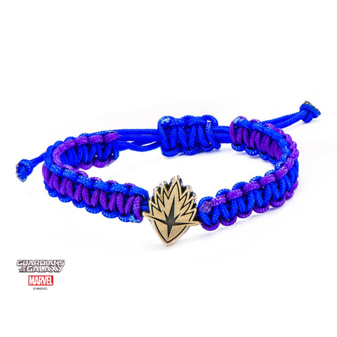 Marvel Guardians of the Galaxy Logo Paracord Bracelet