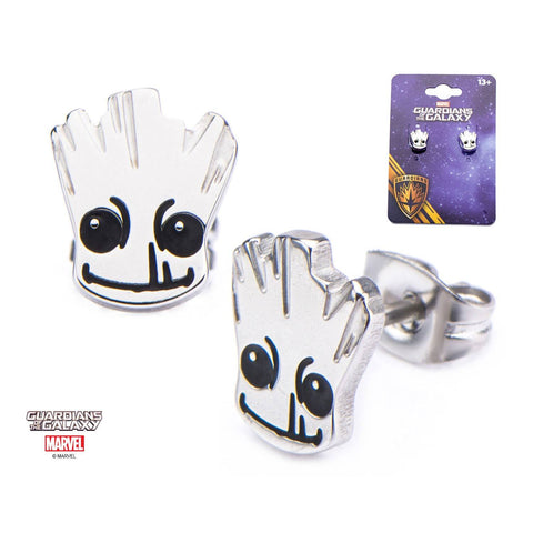 Marvel GOTG Groot Stud Earrings