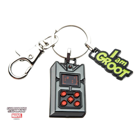 Marvel Groot Game Key Chain