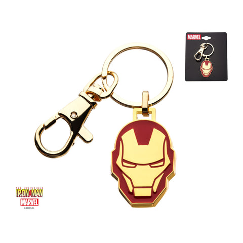 Marvel Iron Man Logo Key Chain