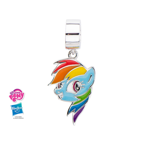My Little Pony Rainbow Dash Kids Dangle Charm