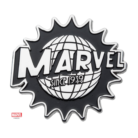 Marvel Since 1939 Logo Enamel Pin