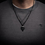 Marvel Punisher Skull Pendant Necklace