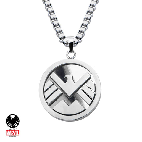 Marvel S.H.I.E.L.D Pendant Necklace