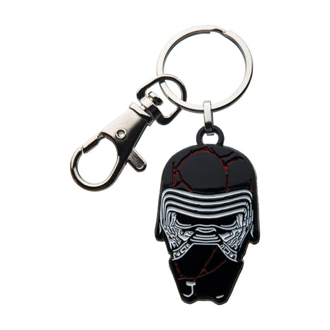 Star Wars Episode 9 Kylo Ren Broken Mask Key Chain