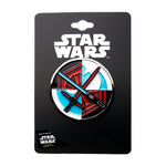 Star Wars Episode 9 Lightsaber Spinnning Lapel Pin