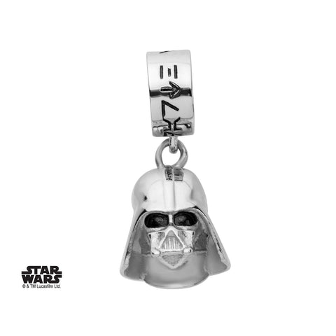 Star Wars 3D Darth Vader Dangle Charm