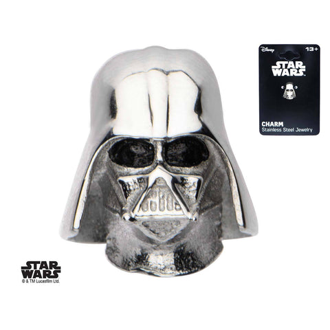 Star Wars Darth Vader Bead Charm