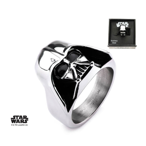 Star Wars 3D Darth Vader Ring