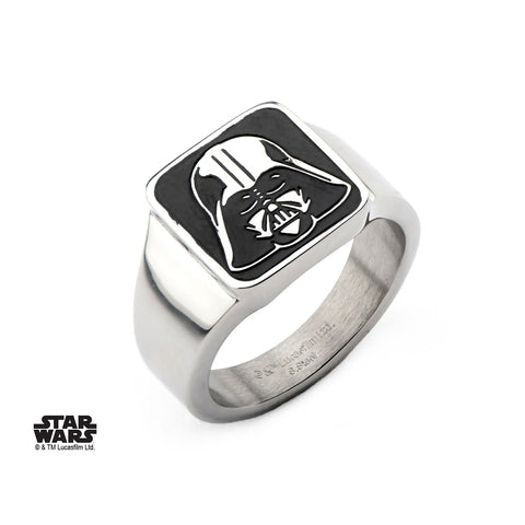 Star Wars Darth Vader Square Top Ring