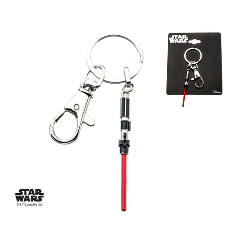 Star Wars Darth Vader Lightsaber Key Chain