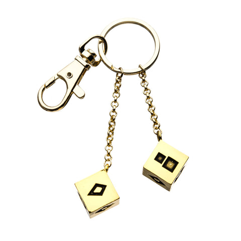 Star Wars 3D Han Solo Dice Key Chain
