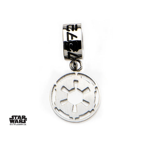 Star Wars Galactic Empire Symbol Dangle Charm