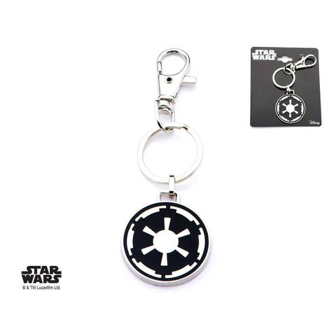 Star Wars Imperial Symbol Key Chain