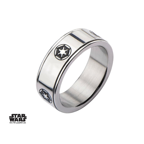 Star Wars Galactic Empire Symbol Spinner Ring