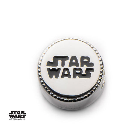 Star Wars Logo Bead Charm