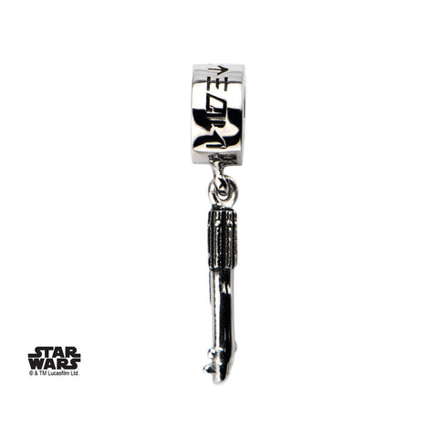 Star Wars Lightsaber Dangle Charm