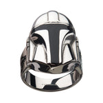 Star Wars 3D Mandalorian Helmet Ring