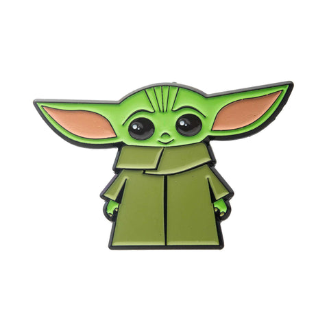Star Wars Mandalorian The Child Ears Up Lapel Pin