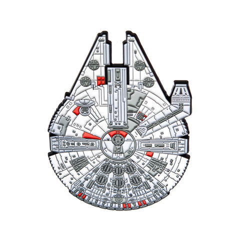 Star Wars Millennium Falcon Lapel Pin