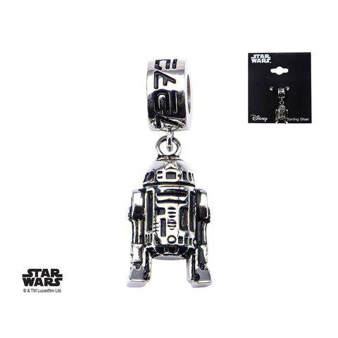 Star Wars 3D R2-D2 Dangle Charm