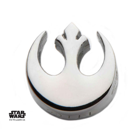 Star Wars Plain Rebel Symbol Bead Charm