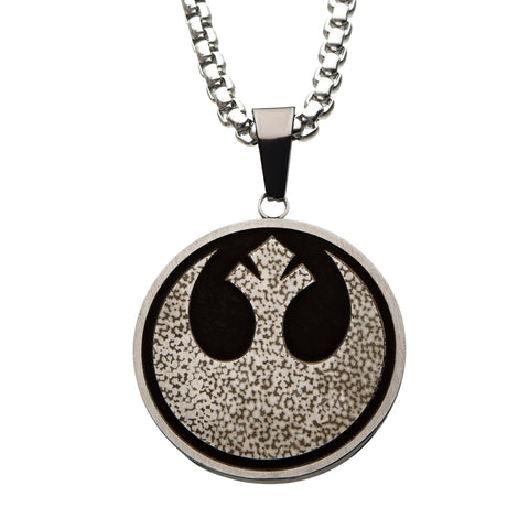 Star Wars Rebel Symbol Pendant Necklace