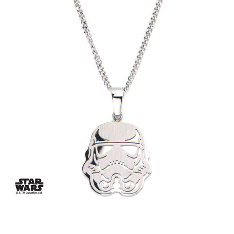 Star Wars Stormtrooper Small Pendant Necklace