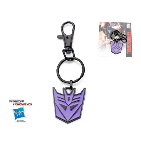 Transformers Deception Logo Key Chain