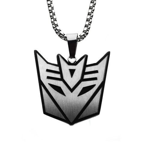 Transformers Decepticon Pendant Necklace