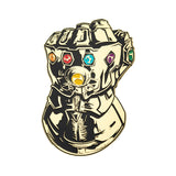 Marvel Thanos Infinity Gauntlet Lapel Pin