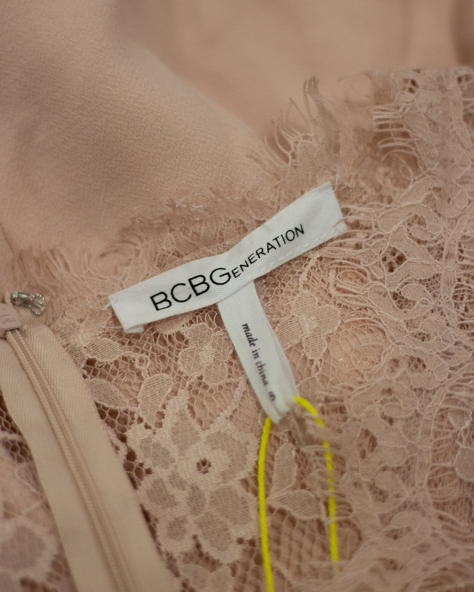 BCBGENERATION / Robe doso nu / Taille M / Ref 80422