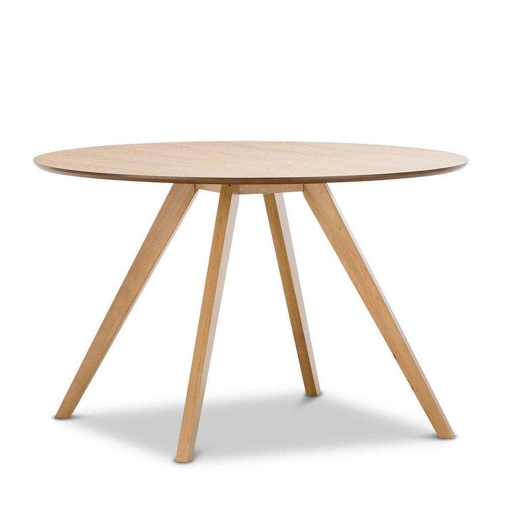 Breeze Dining Tables Flores Dining Table, Oak
