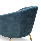 Breeze Lounge Chairs Aria Chair, Blue