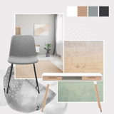 Breeze Package Sante Home Office Package