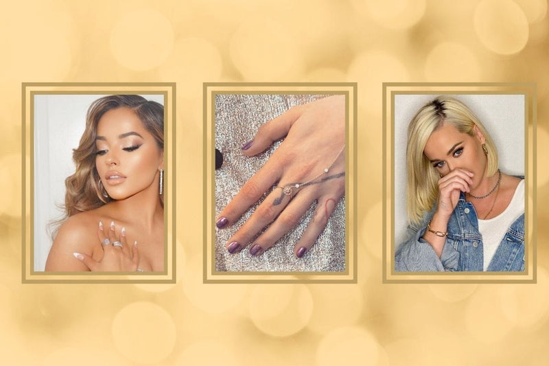 Scratch Magazine: AMAs 2020: The top 6 celebrity nail styles