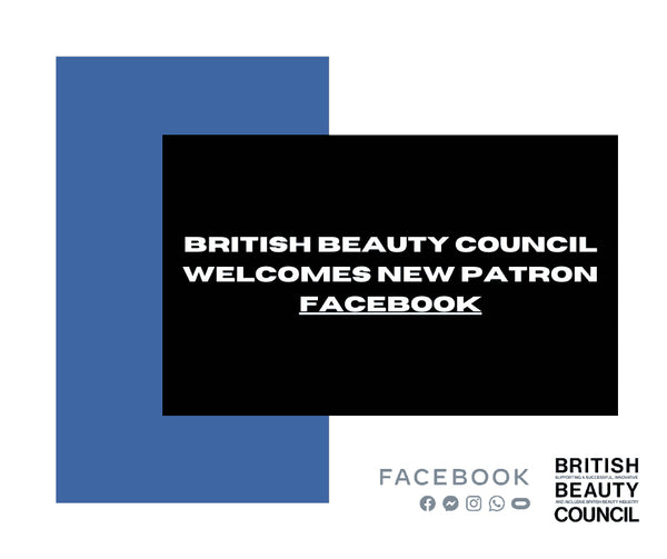 Olympia Beauty: Announcing the British Beauty Council's two-year partnership with Facebook