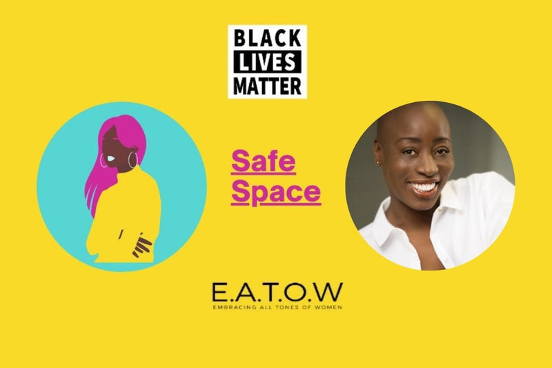 Scratch Magazine: EATOW opens weekly webinar for the BAME beauty & creative community