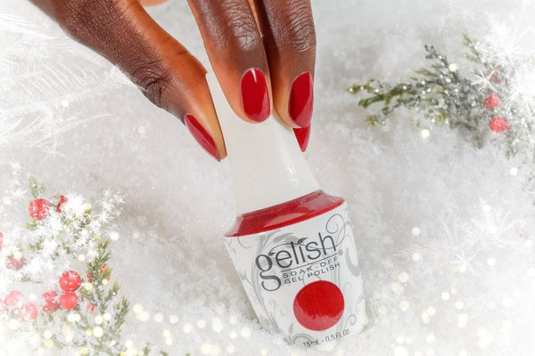 Scratch Magazine: Shake up nail styles with Gelish & Morgan Taylor's winter nail colours