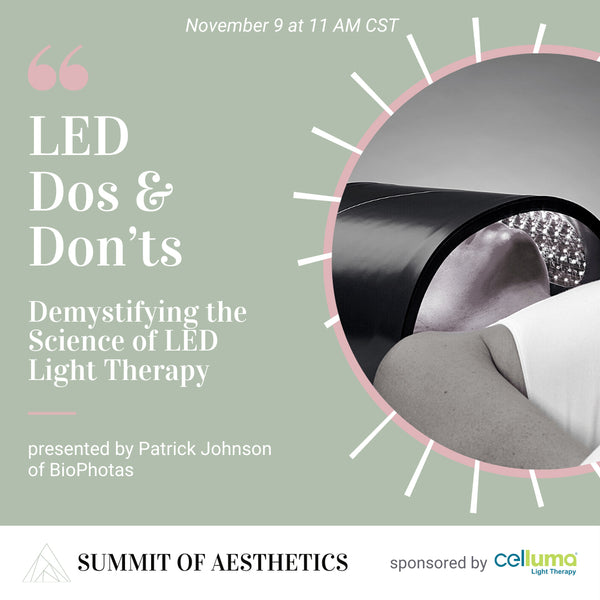 The latest announcements from Celluma Light Therapy