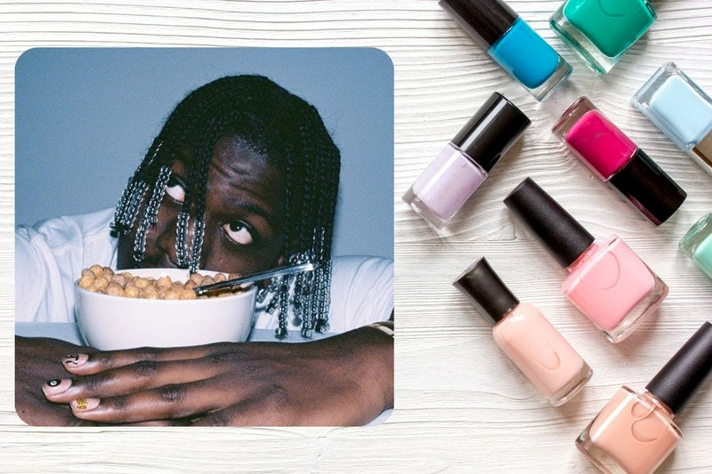 Scratch Magazine: Lil Yachty launches his own nail polish brand
