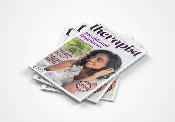 International Therapist magazine enjoys a fresh redesign